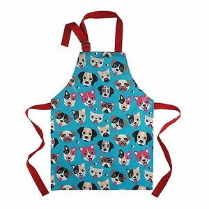 Child Apron For Cooking and Painting